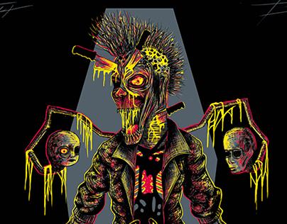 Poster   Band: Carniceros del Norte