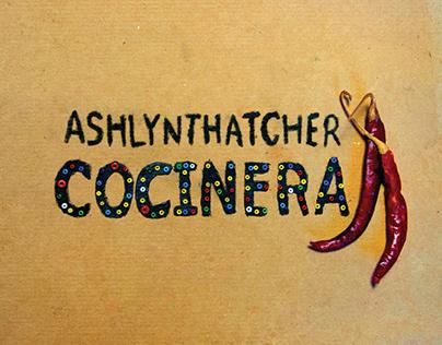 CD package design Ashlyn Thatcher