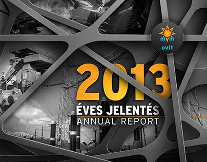 MVM Ovit Annual Report 2014