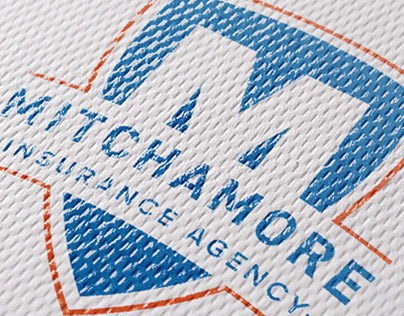 Mitchamore Insurance Agency Branding