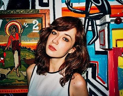 Claudia for C-Heads Magazine