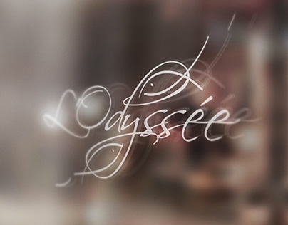 L'Odyssée - Logo
