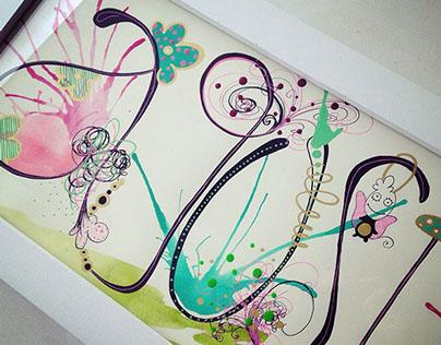 BABYNAMES ARTwork
