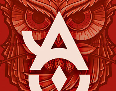 Ancient Owl Brewing  //  Branding