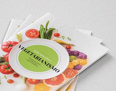 Veggie Infografia - Booklet Design