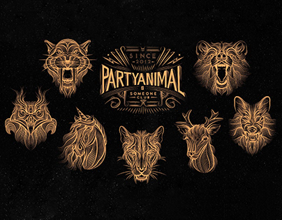 PARTY ANIMAL × SOMEONE CLUB