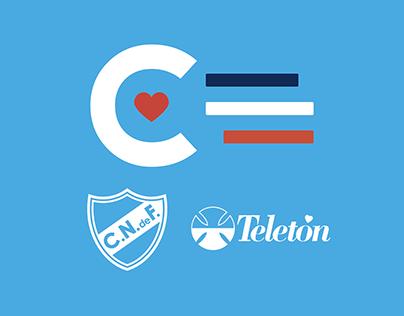 Capitanes de la Superación - Nacional y Teletón