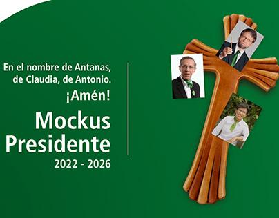 Mockus Presidente / Propuesta Académica