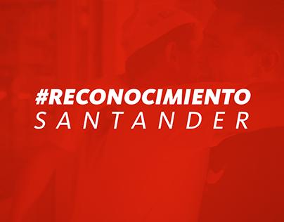 Santander te Reconoce. Banco Santander Chile.