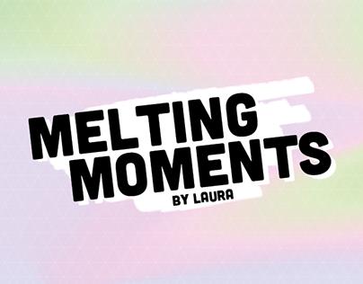 Melting Moments - Digital Menu