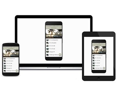 Miami Auto Android App - Php MySQL Paypal Site