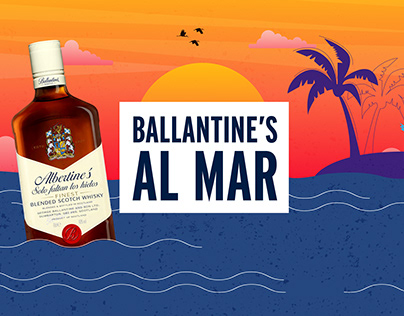 Ballantine's al mar