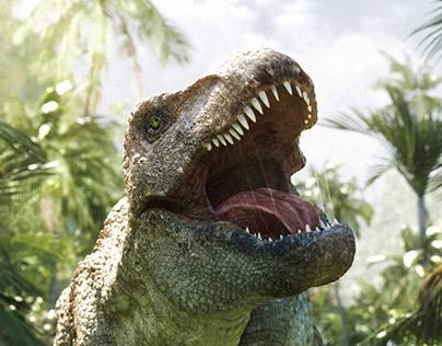 DIXY dinosaurs commercials