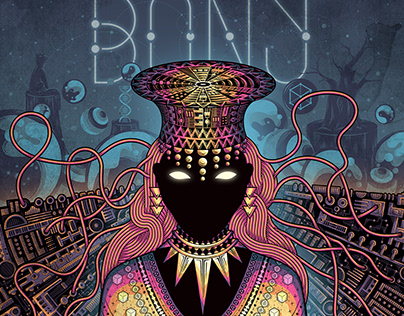 BONJ EP Cover