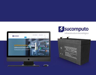 Diseño Website - SU COMPUTO
