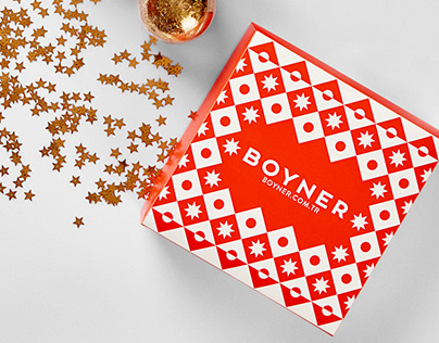 Boyner 2019 New Year Packaging