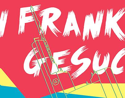 Guitarist in Franfurt