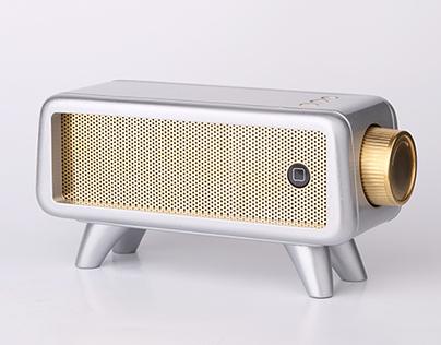 Retro#2 - speaker