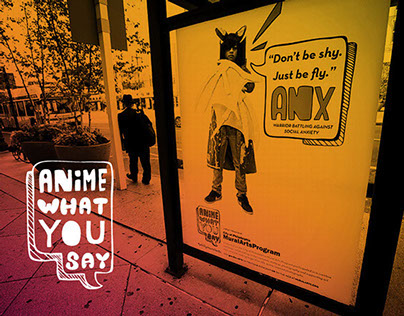 Anime What You Say | Mural Arts Program