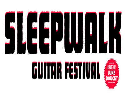Sleepwalk Guitar Festival 2011: Christine Bougie