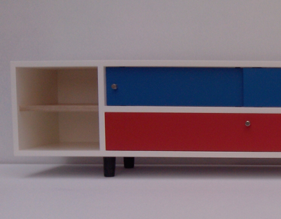 Cabinet for Hans & Annette