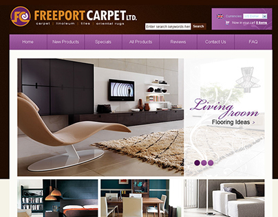 Freeport Carpet, LTD.