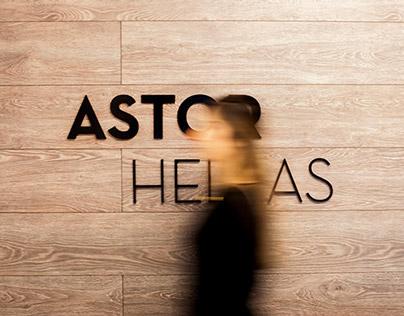 Astor Hellas: Branding