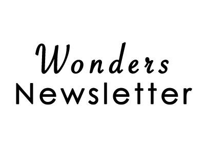 Arnotts Wonders Newsletter