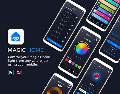 Magic Home Smart App