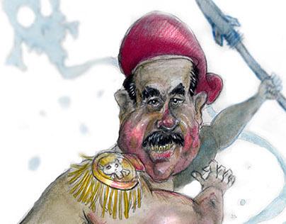 Saddamn Hussein
