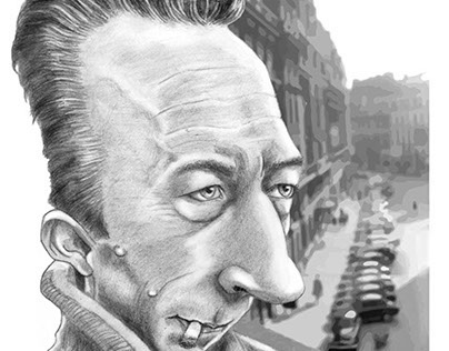 Albert Camus projects | Photos, videos, logos, illustrations and ...