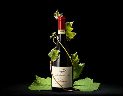 Bottle still life test