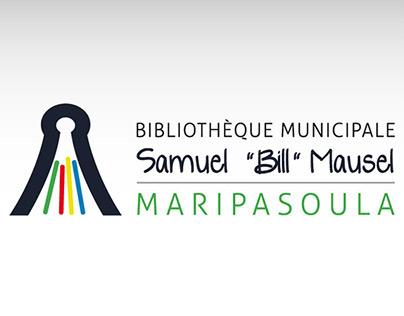 Logo - Bibliothèque Municipale de Maripasoula