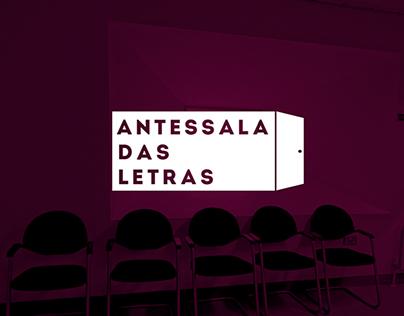 Antessala das Letras - Branding - Website