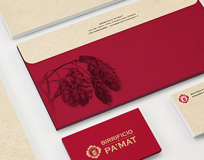 Birrificio Pa'Mat - Branding Design