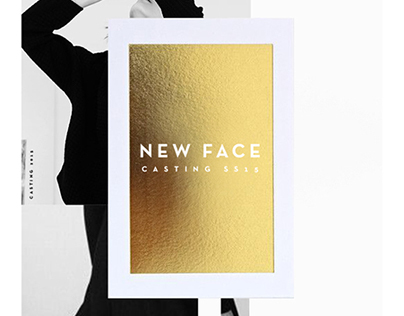 NEW FACE SS 15