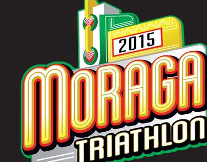 Moraga Triathlon Logo