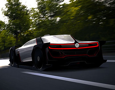 Volkswagen Game Car Contest 2014