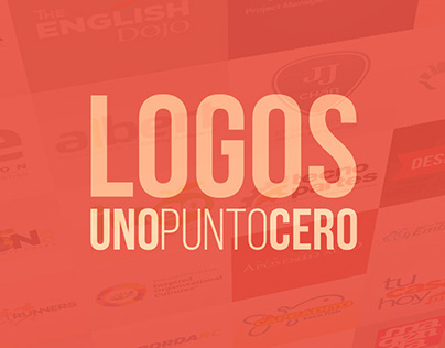 Some of the latest logos created by myself, v 1.0