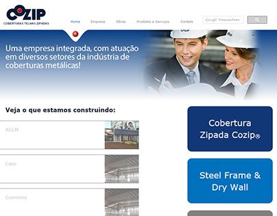 Website Cozip Zip Roof