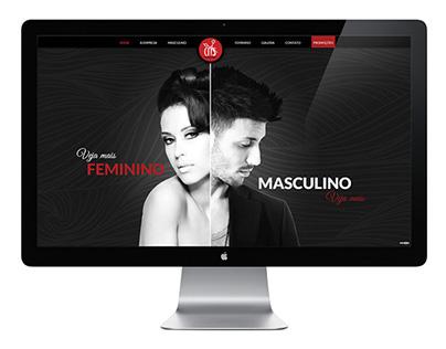 Cris Studio Hair Website