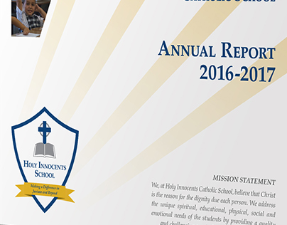 Holy Innocents Annual Report 2017