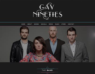 Gay Nineties (Official Website)