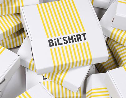 BİLSHİRT shirt box