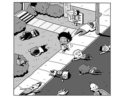 漫画  OTAMESHIBON