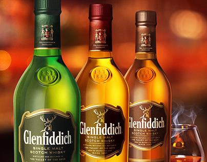 Glenfiddich poster