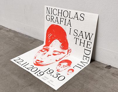 Nicholas Grafia, I Saw the Devil