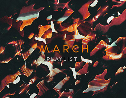 An Album cover a month