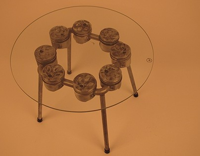 Car piston table 1st version