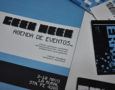 _Sistema Tipográfico - Geek Week